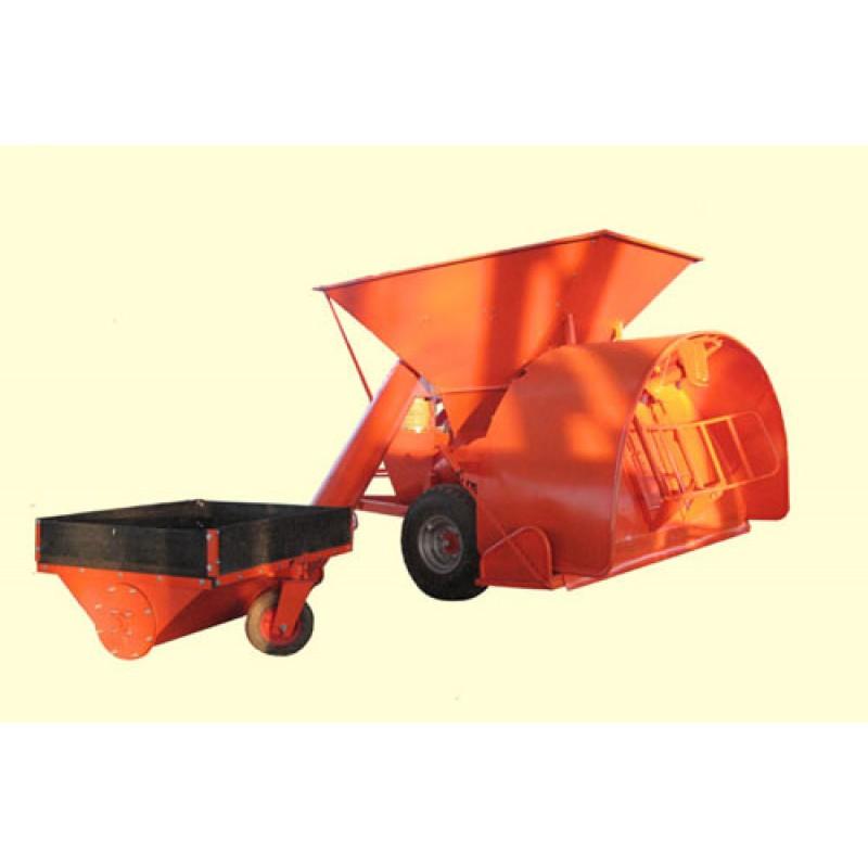 Зерно-упаковочная машина МЗП-180  П