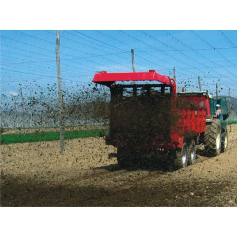 Разбрасыватели органических удобрений ORION 130T PRO, 130TH PRO
