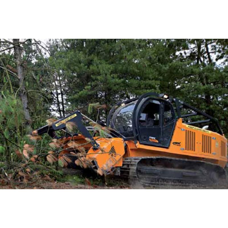 Лесной измельчитель 500U