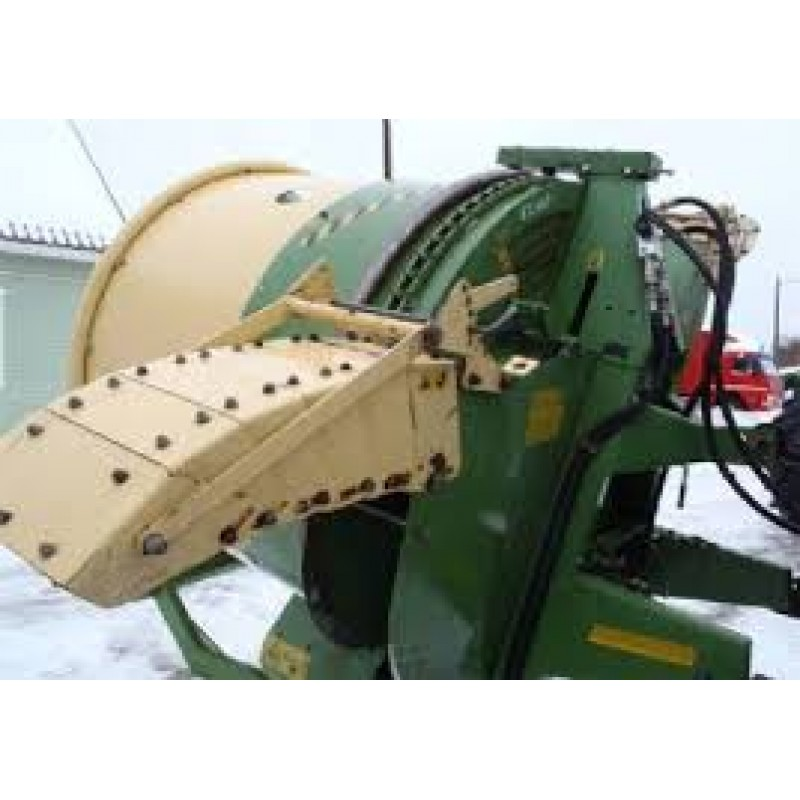 Измельчитель-выдуватель, раздатчик рулонов сена, соломы серии «Rotor Cutter 1500, 1800» (ELHO, Финляндия)