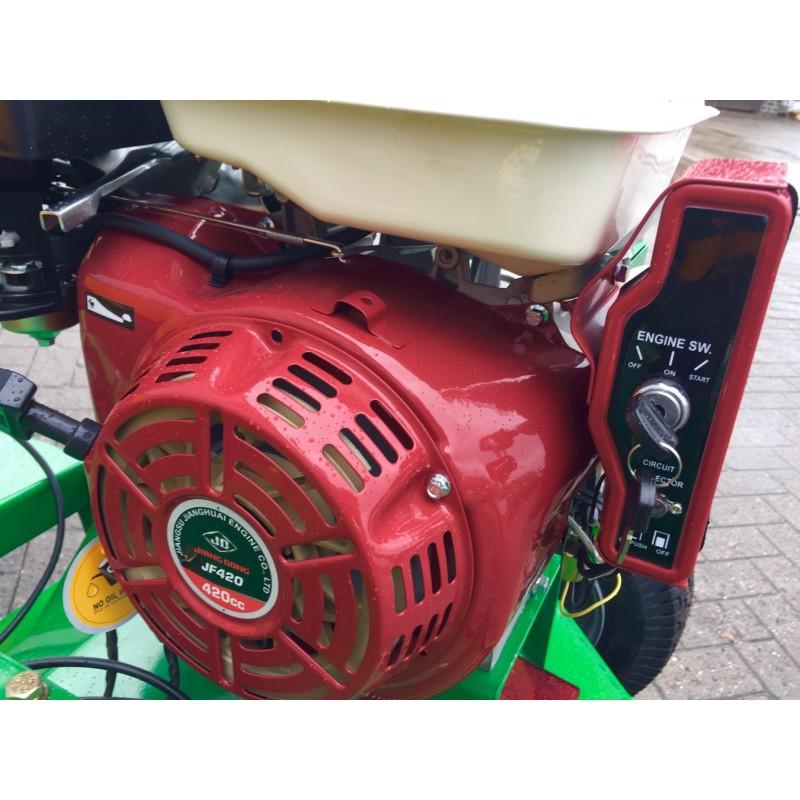 Измельчитель ATV 120-145 с бензиновым двигателем.(GEO, Италия)