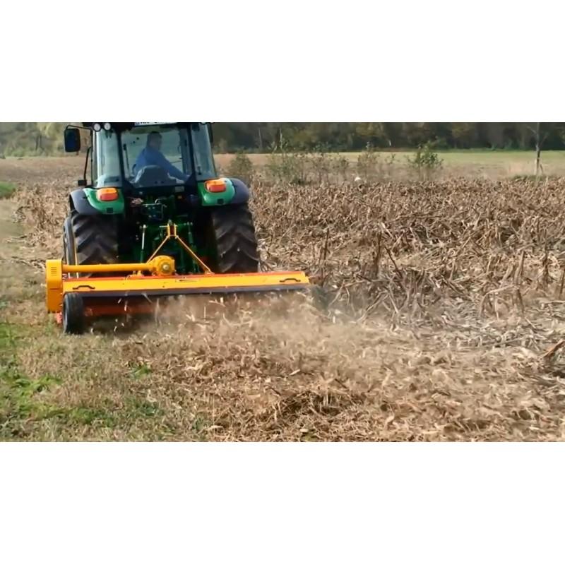 Измельчитель  пожнивных  остатков  кукурузы,  подсолнечника  ПРР 280