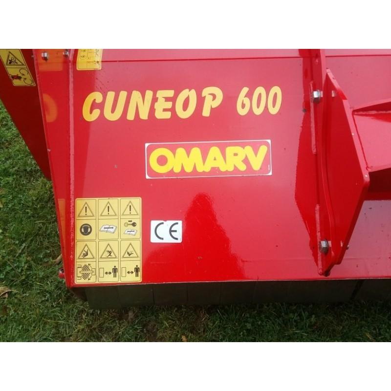 Измельчитель полевой широкозахватный CUNEO P 3600-6400 (OMARV, Италия)