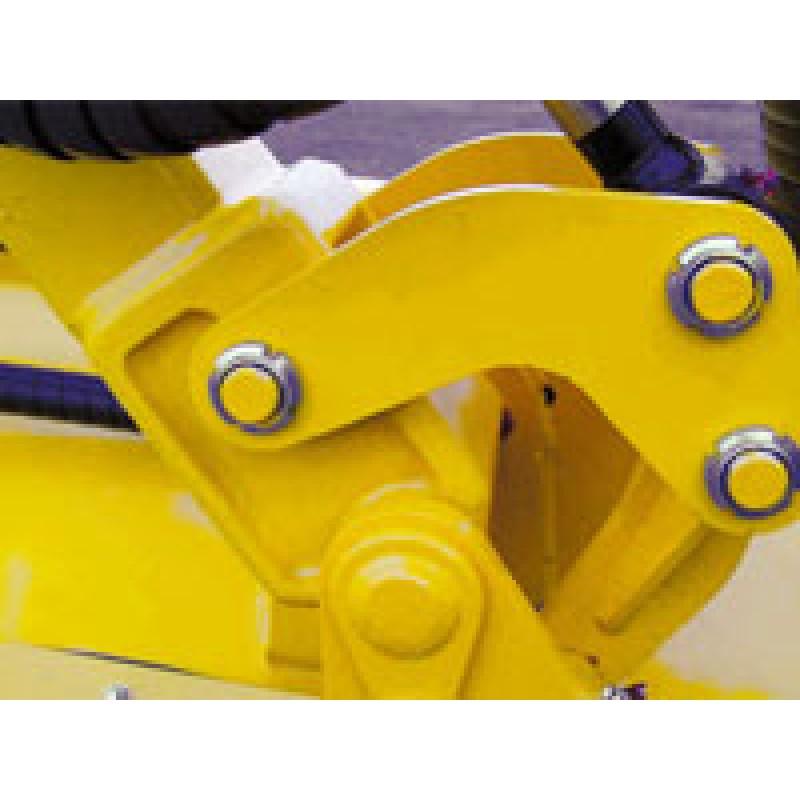 Манипуляторная косилка-кусторез Agile (ORSI, Италия)