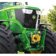 Передние гидравлические навески и передний ВОМ тракторов SAUTER (Германия)