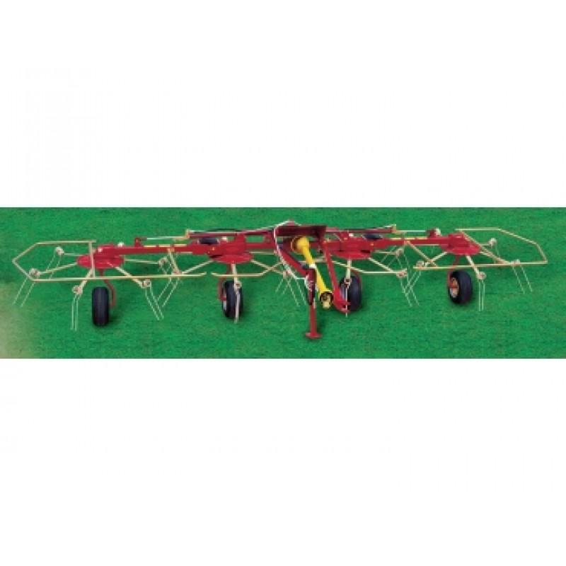 Роторные грабли-ворошилки (вспушиватели) (Sitrex, Италия) (ширина захвата до 7,8 м)