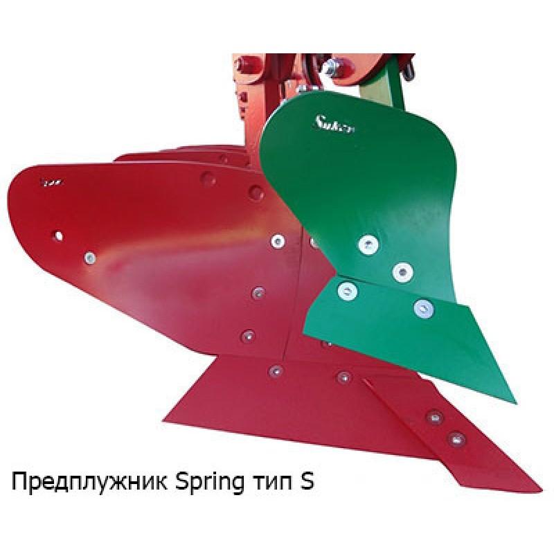 Плуг оборотный навесной Junior Roto - Spring