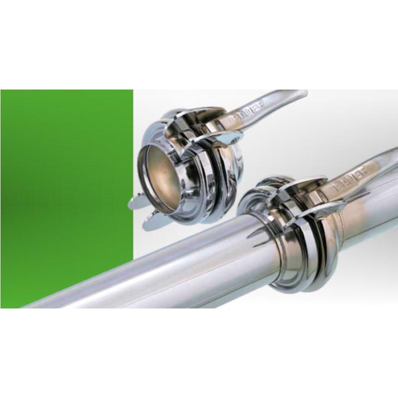 Алюминиевые быстроразборные трубы для полива (орошения)