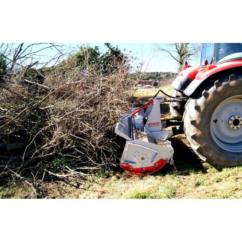 Лесной мульчер (измельчитель) TFVJ (Ventura, Испания)