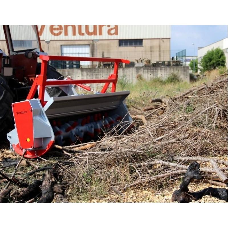 Лесной мульчер (измельчитель) TFVJMFD (Ventura, Испания)