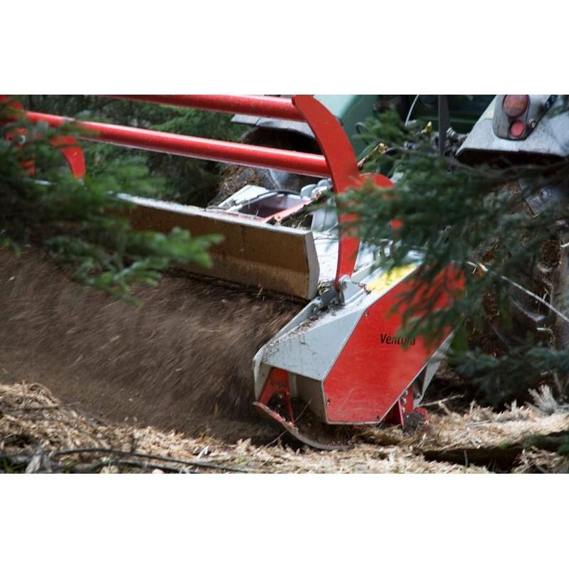Лесной мульчер (измельчитель) TFVMFD (Ventura, Испания)