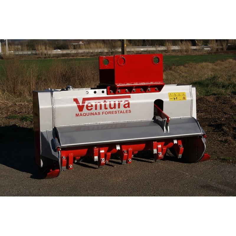 Лесной мульчер (измельчитель) на экскаватор TFVMFH (Ventura, Испания)