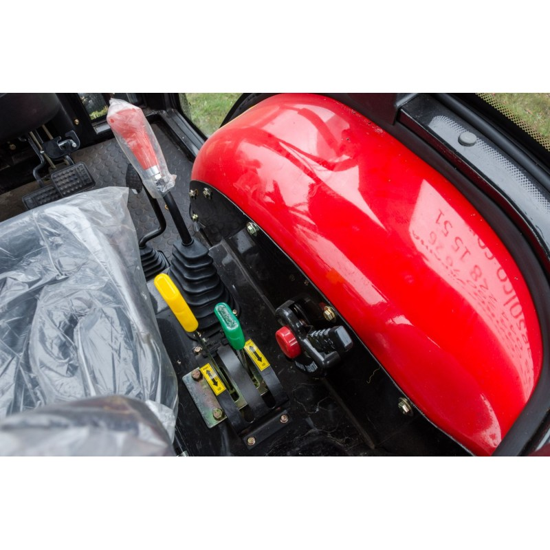 Трактор YTO-MF454